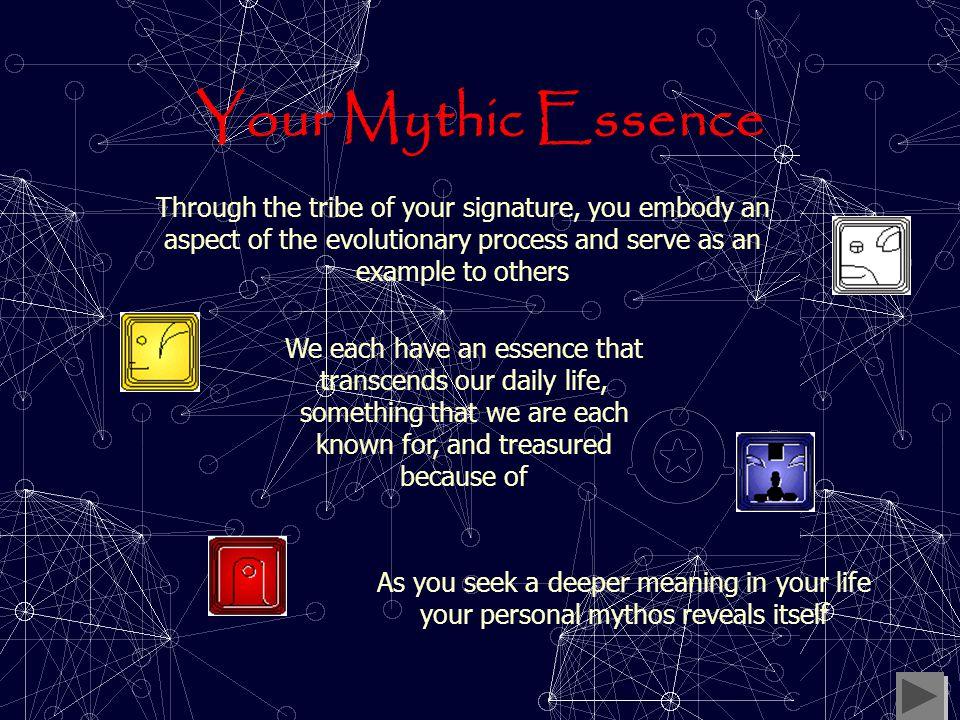 Mythos, Tribe & Archetype 3