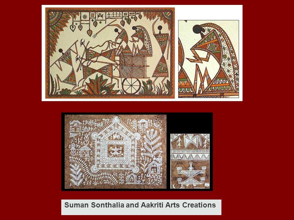 Suman Sonthalia and Aakriti Arts Creations