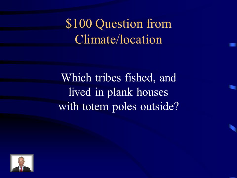 $500 Answer from Tribes Pueblo