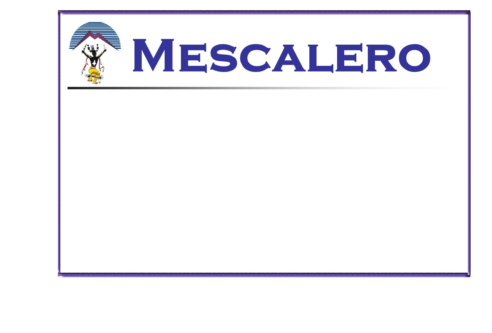 Mescalero