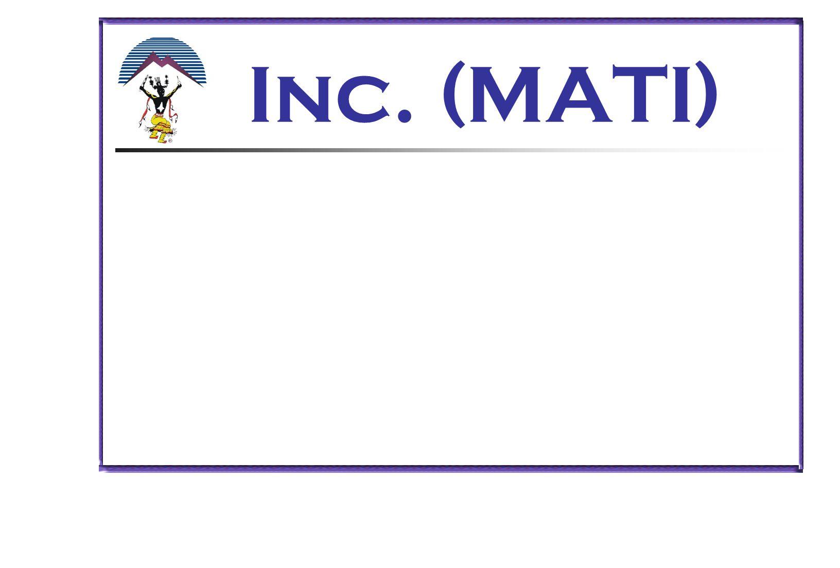 Inc. (MATI)