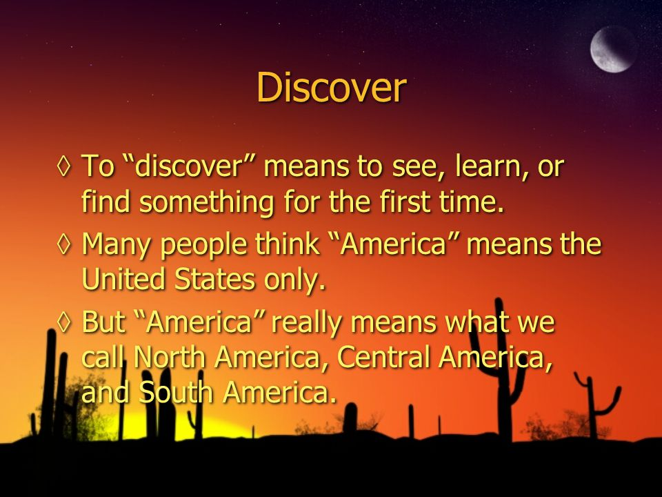 Who REALLY discovered America World Atlas