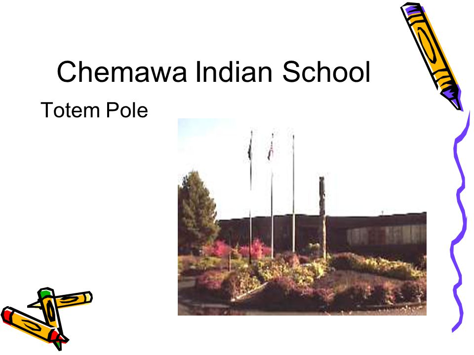 Chemawa Indian School Totem Pole