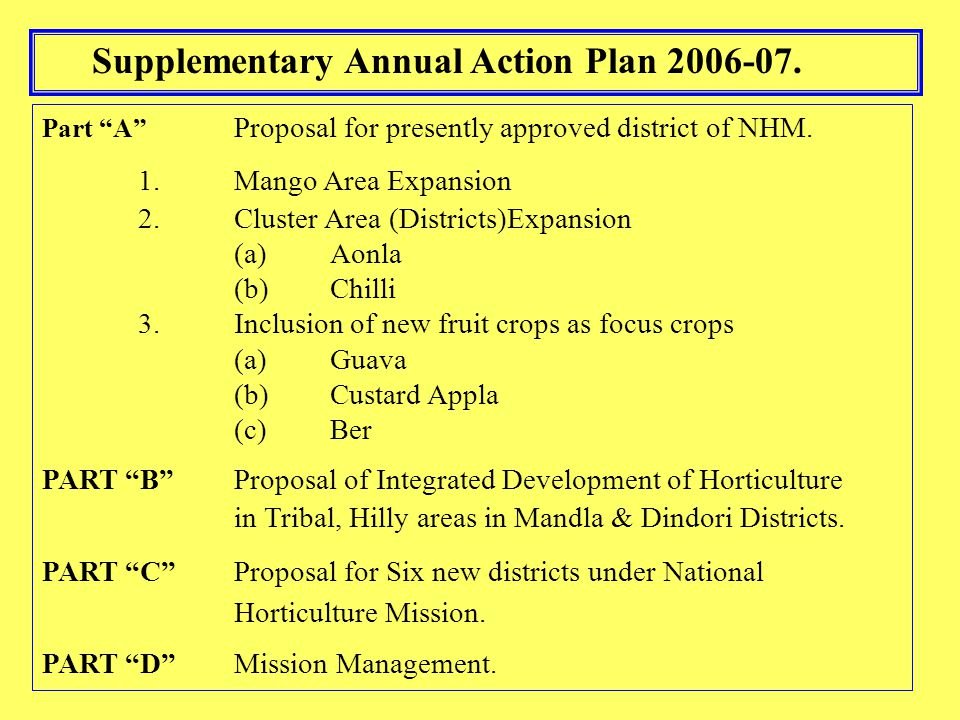 Justification for Inclusion of Guava, Custard apple & Ber in NHM Districts 1-Wide agro climatic adoptability.