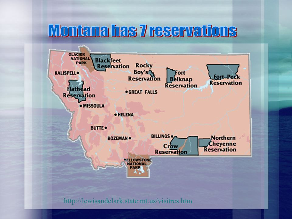 U.S. Federal and State Indian Reservations http://www.infoplease.com/ipa/A0778676.html