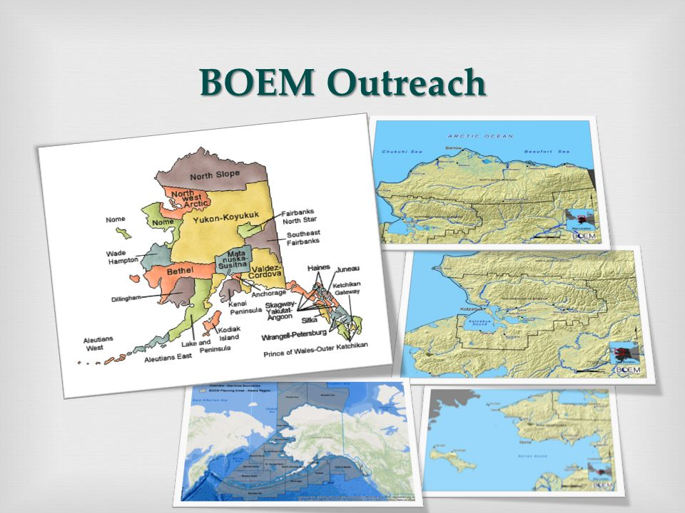  BOEM Outreach