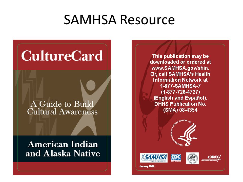 SAMHSA Resource