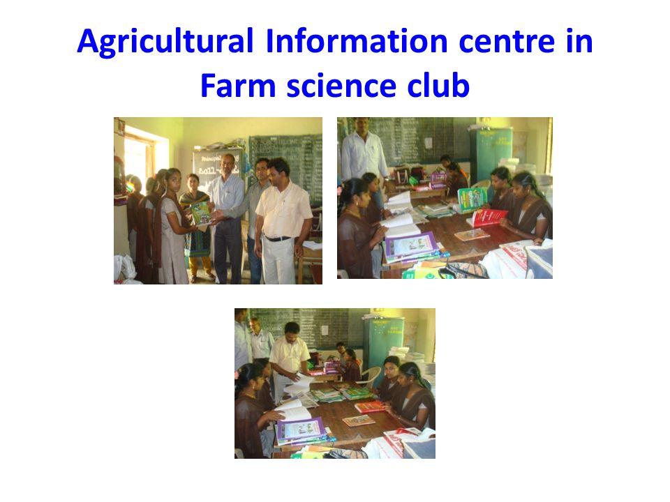 Science club activities 1,2,3 Science club members on their visit to KVK Ambedkar Jayanthi organised at school