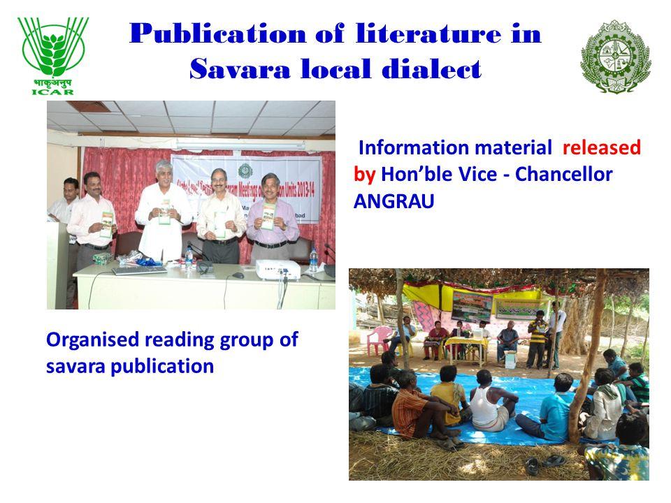 Convergence of all allied departments in the village Durbilli (V) Kurupam (M) Vizianagaram dt