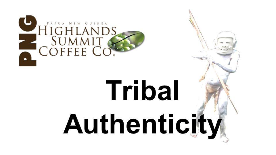 Tribal Authenticity
