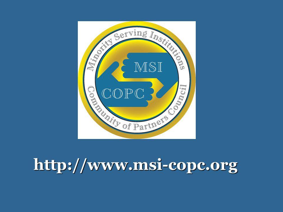 http://www.msi-copc.org