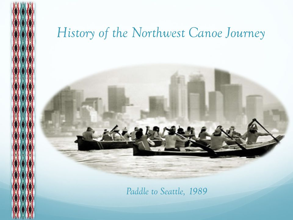Tribal Canoe Stories from Alaska