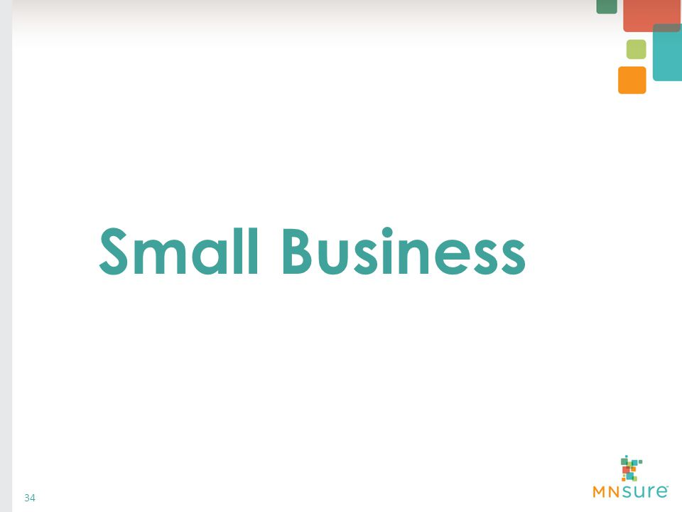 Small Business 34