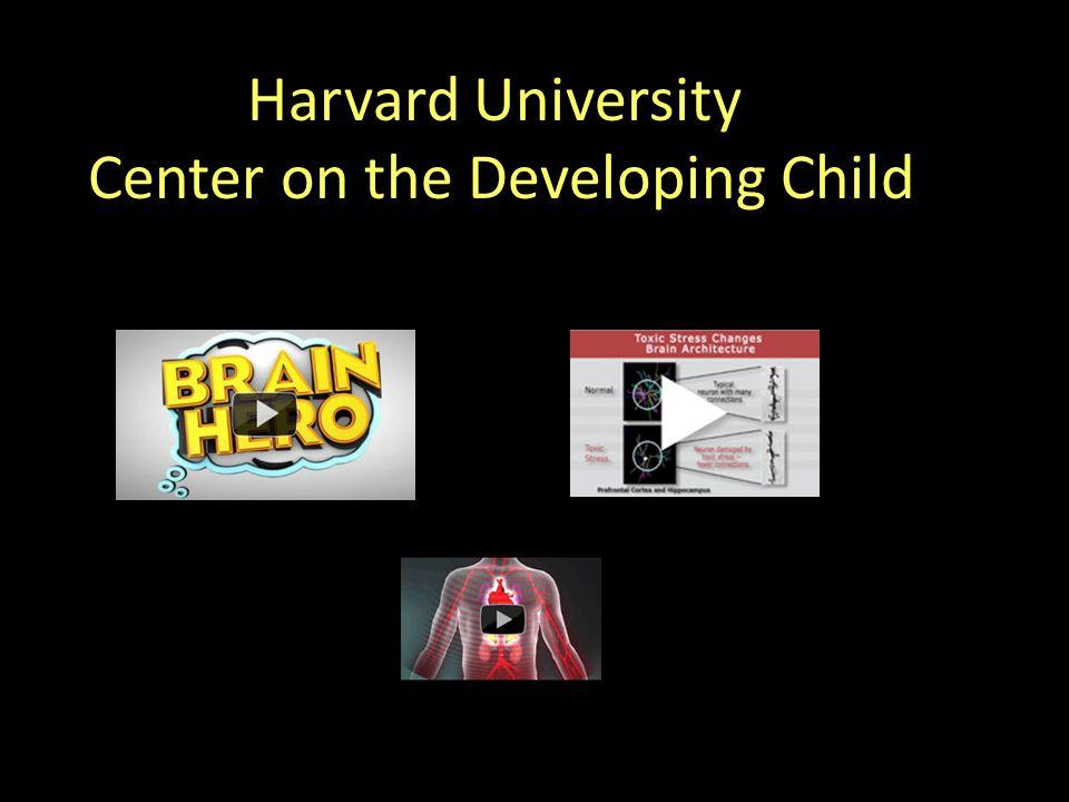 Harvard University Center on the Developing Child