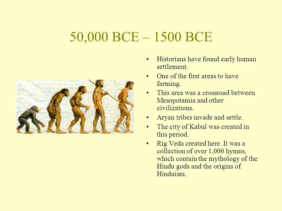 600 BCE – 652 BCE Zoroaster introduces religion of Zoroastrianism.