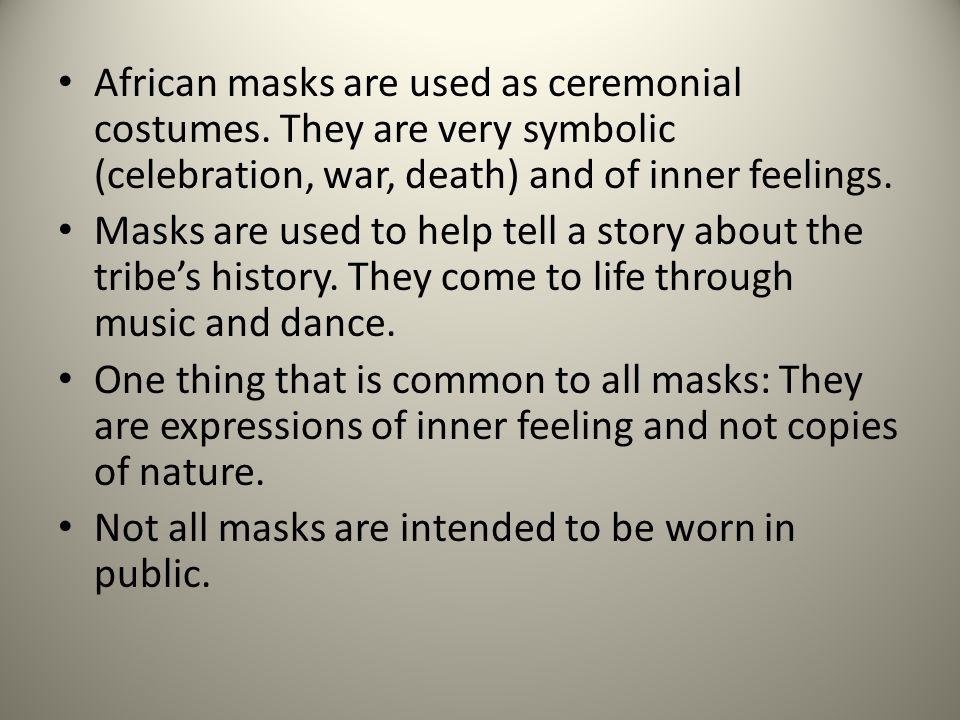 African Masks - Yohure