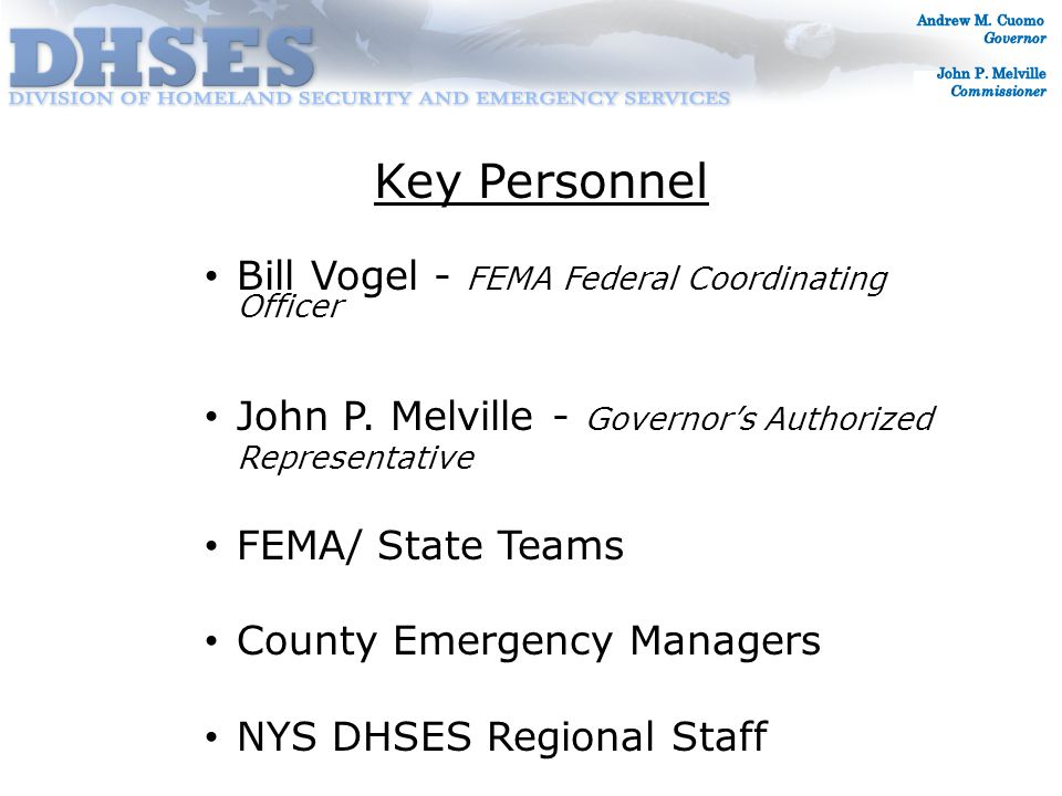 Supplemental financial assistance to state, local governments, and certain non- profit organizations for response and recovery activities required as a result of a disaster