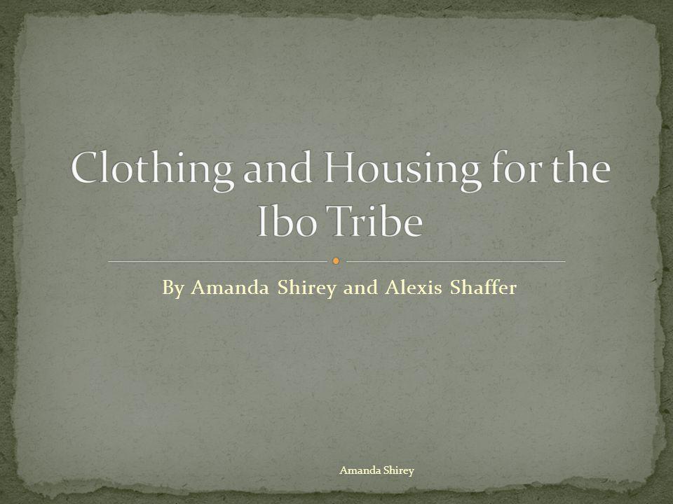 By Amanda Shirey and Alexis Shaffer Amanda Shirey