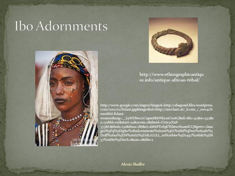 Alexis Shaffer http://www.ethnographicantiqu es.info/antique-african-tribal/ http://www.google.com/imgres imgurl=http://abagond.files.wordpress.