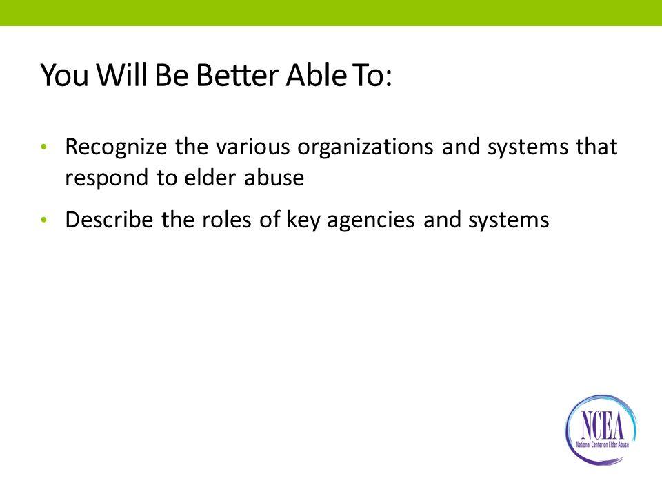 When People Seek Help for Elder Abuse