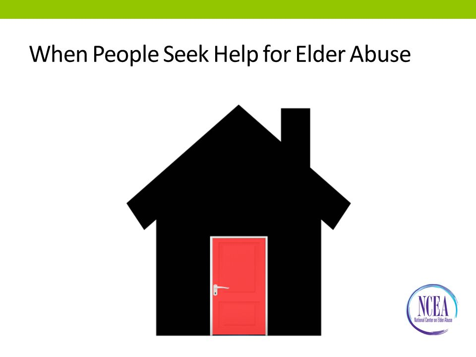 Add Local LE Information Note to facilitator: On this slide, add local information such as hours of operation, phone number, and if there is a specialized unit for elder abuse cases etc.