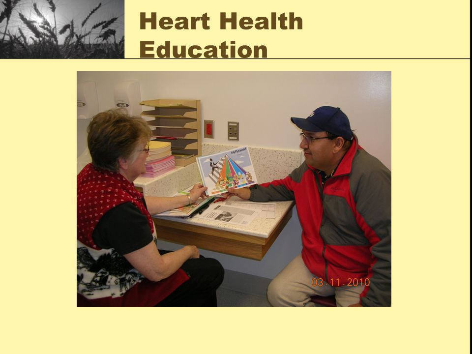 Heart Health Education