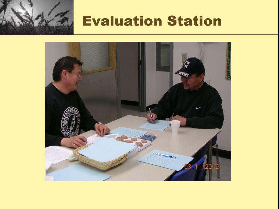 Evaluation Station