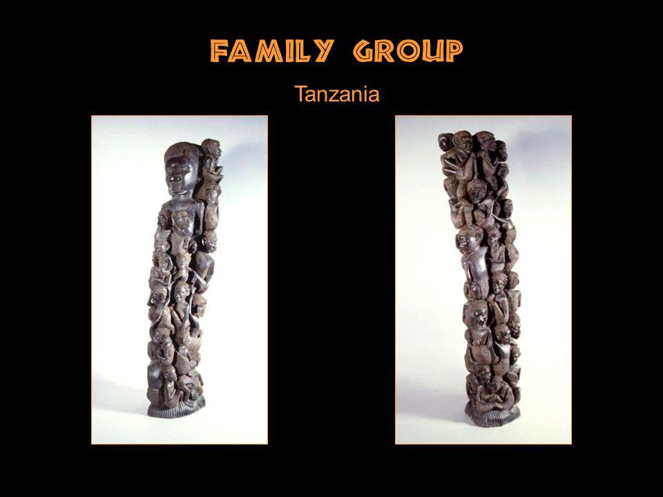 Family Group Tanzania