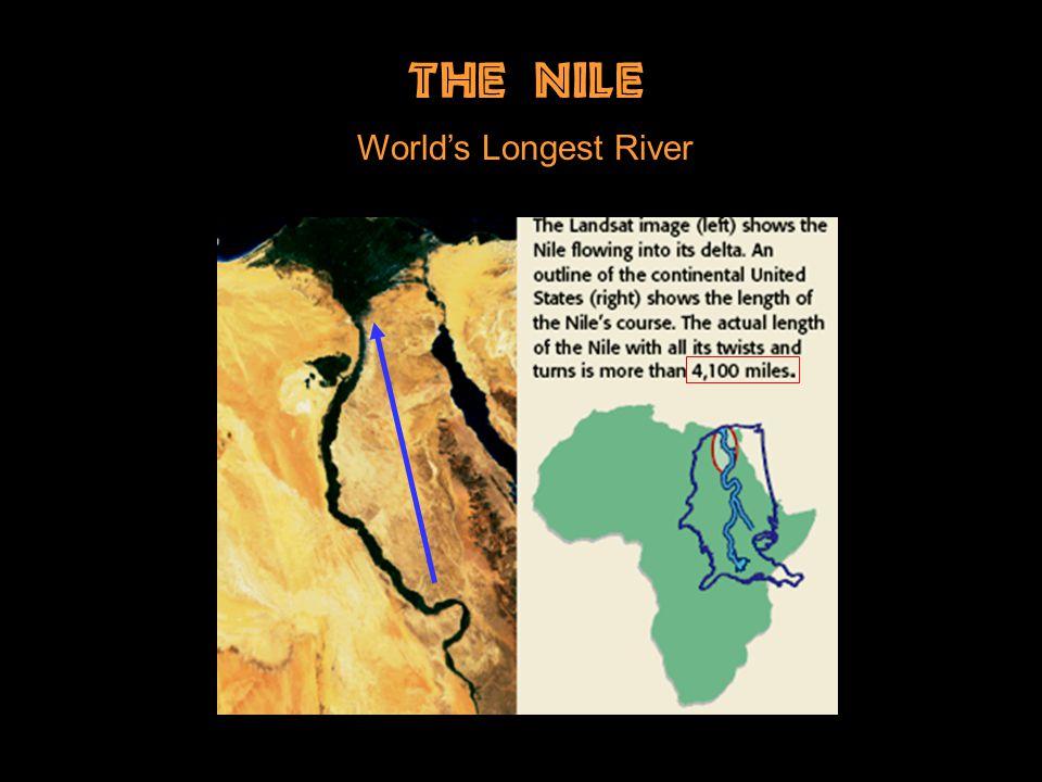 The Nile World's Longest River