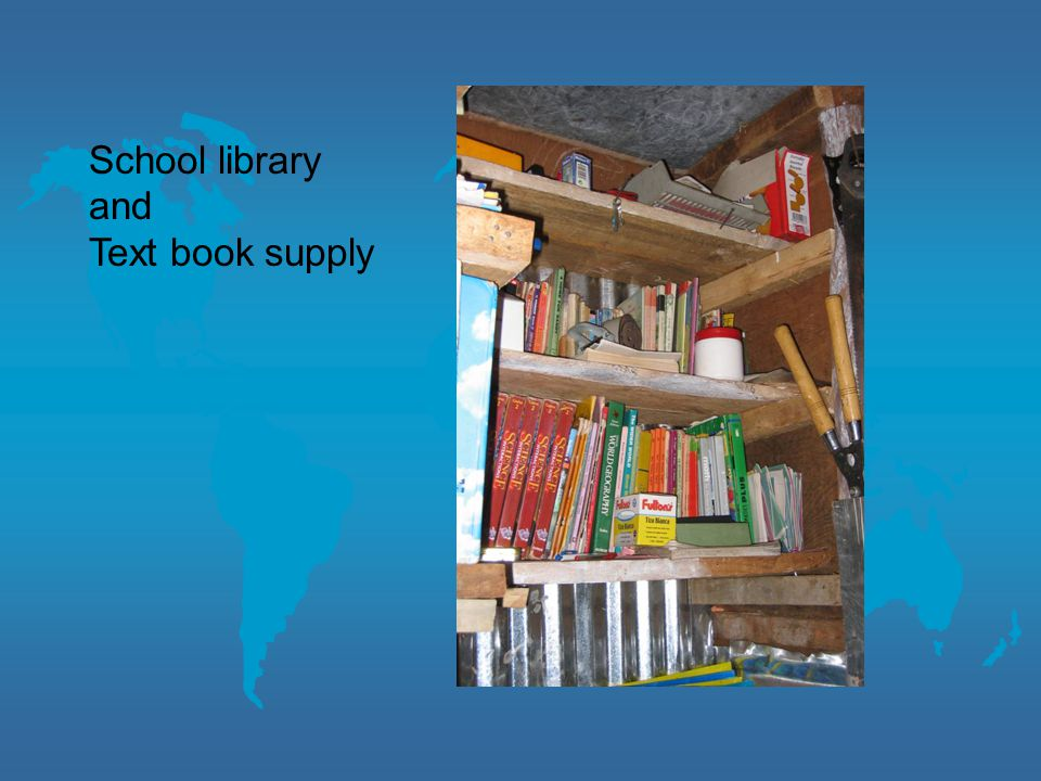School library and Text book supply