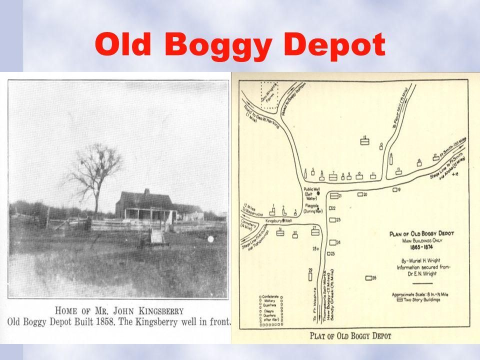 Old Boggy Depot