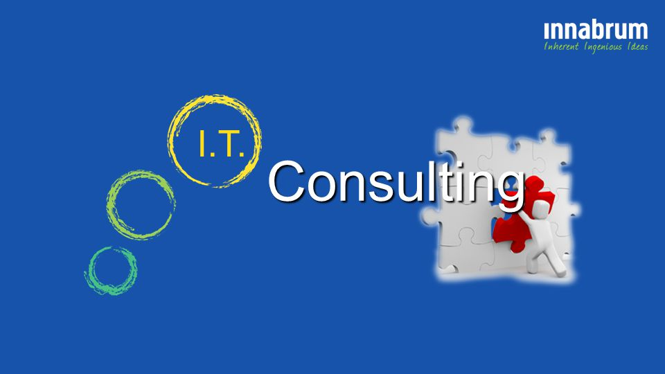 I.T. Consulting