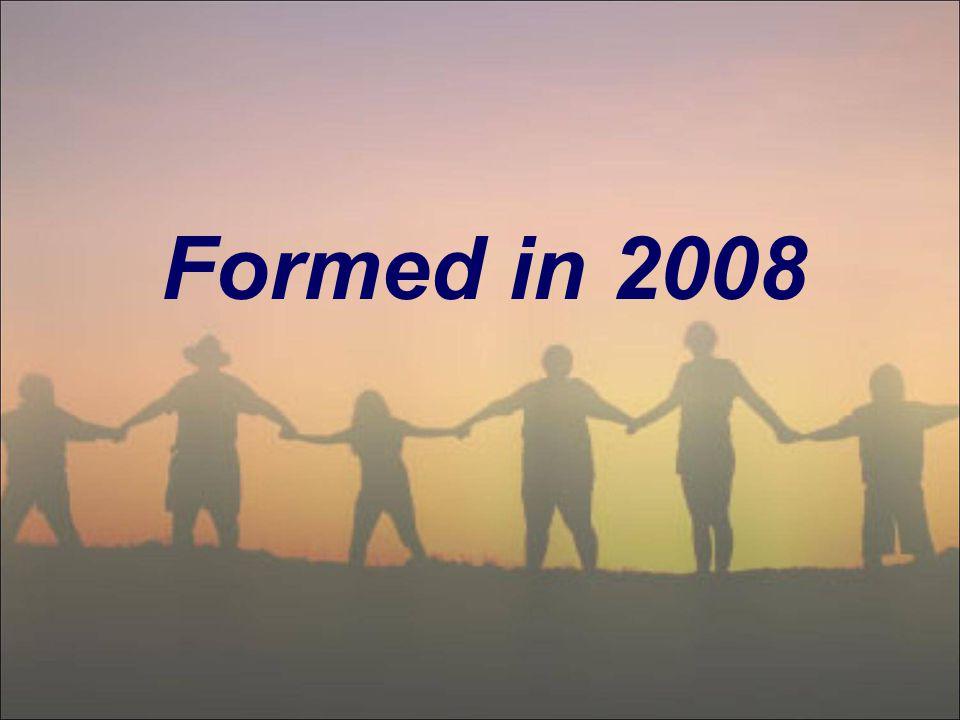 Formed in 2008
