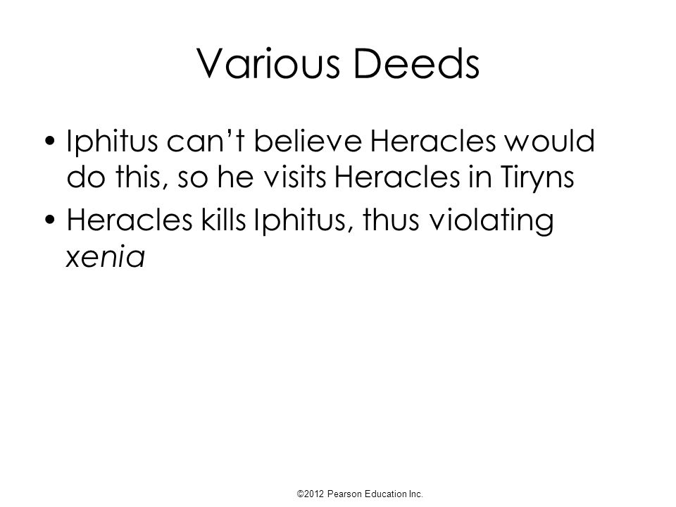 Heracles Kallinikos Glory of Hera .Where from. –Boeotia.