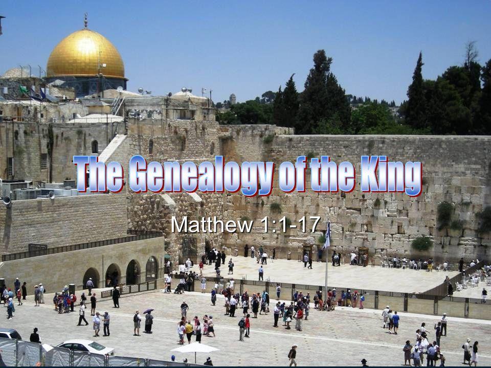Matthew 1:1-17