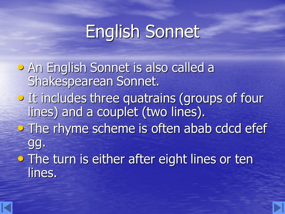 CREATION TIME!.CREATE YOUR OWN SONNET FROM ANY TYPE/STYLE MENTIONED ABOVE.