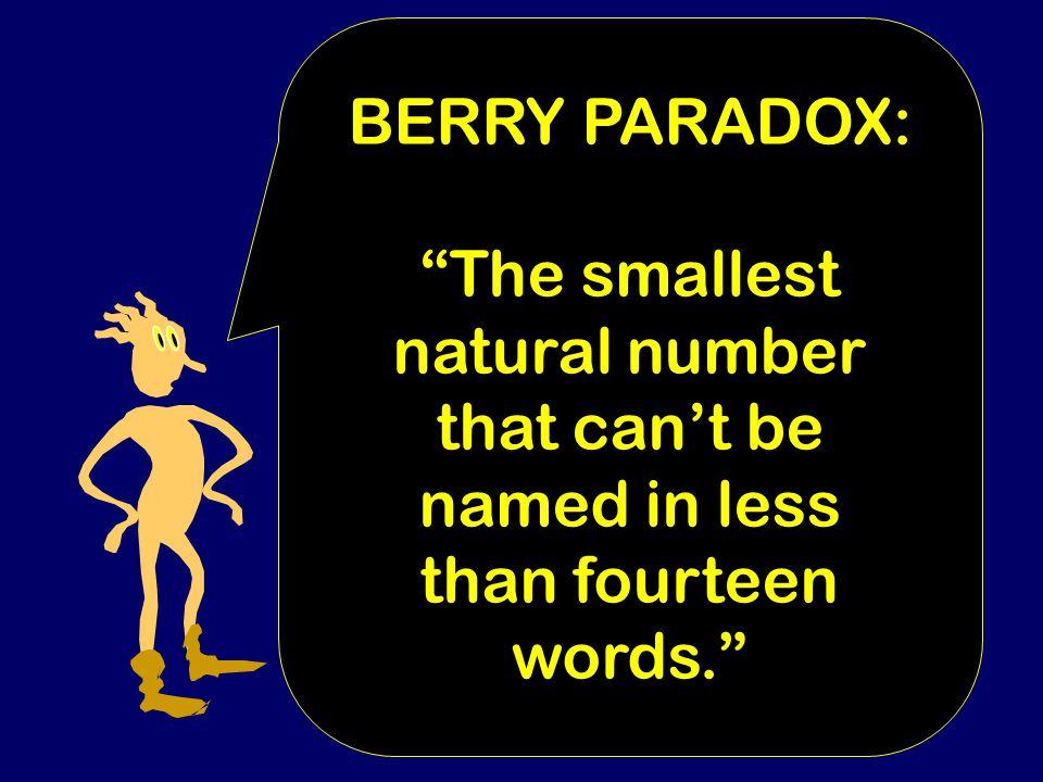 Gottfried Wilhelm von Leibniz There is almost no paradox without utility
