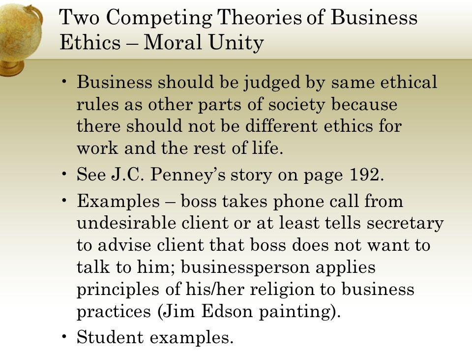 Fourteen Ethical Principles cont.