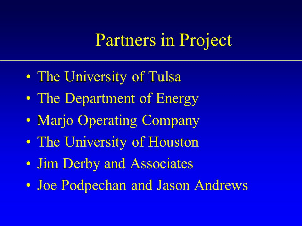 Outline Objectives of the project Progress so far Conclusions BP I Future work