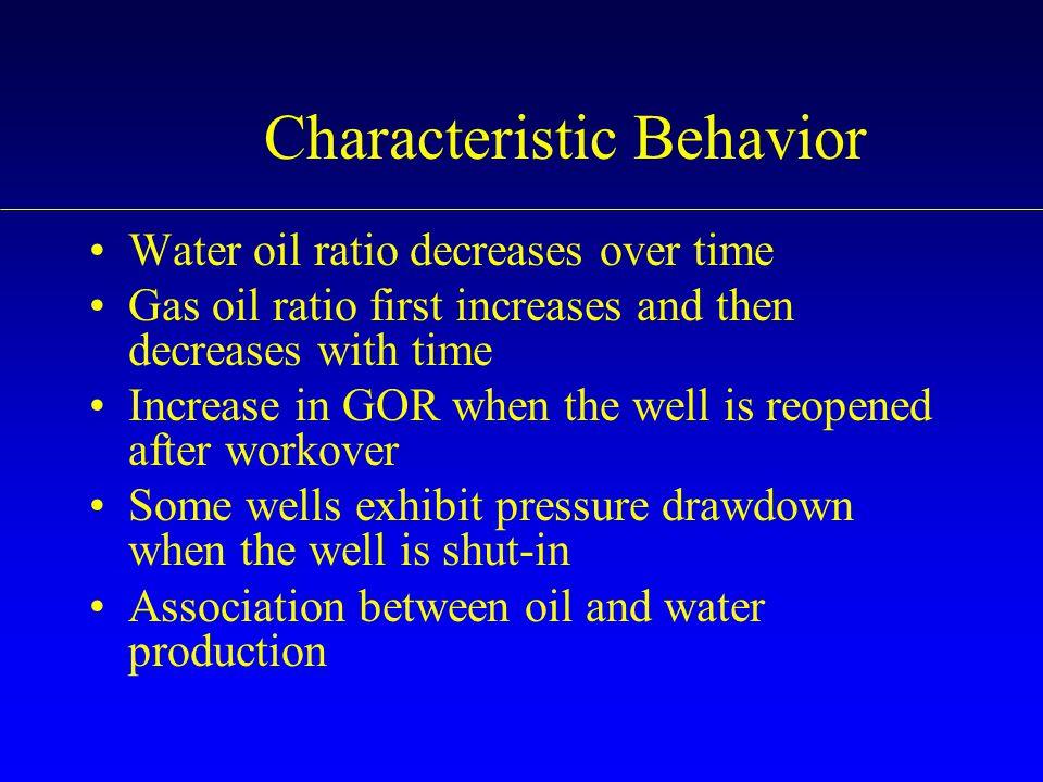 Log Evaluation Determination of S w S w = Water Saturation  = {(D 2 +N 2 )/2} 1/2 m = 1.77 a = 1 n = 2 R w = 0.035 Determination of BVW BVW = Bulk volume water