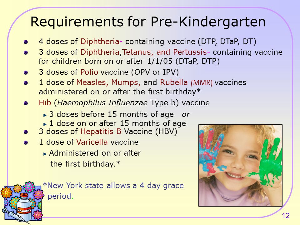 11 Risks of Not Vaccinating A Disease Is More Than An Illness. Sick children are kept out of school. A child with chickenpox, for example, can miss on