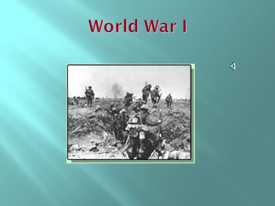 " ""What caused World War I, and why did the United States enter the war?""  Vocabulary: Alsace-Lorrainecasualty militarismcontraband Francis Ferdinand"