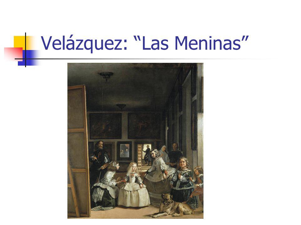 Velázquez, Diego Rodríguez de Silva y Canvas (318 cm x 276 cm) Spanish school.