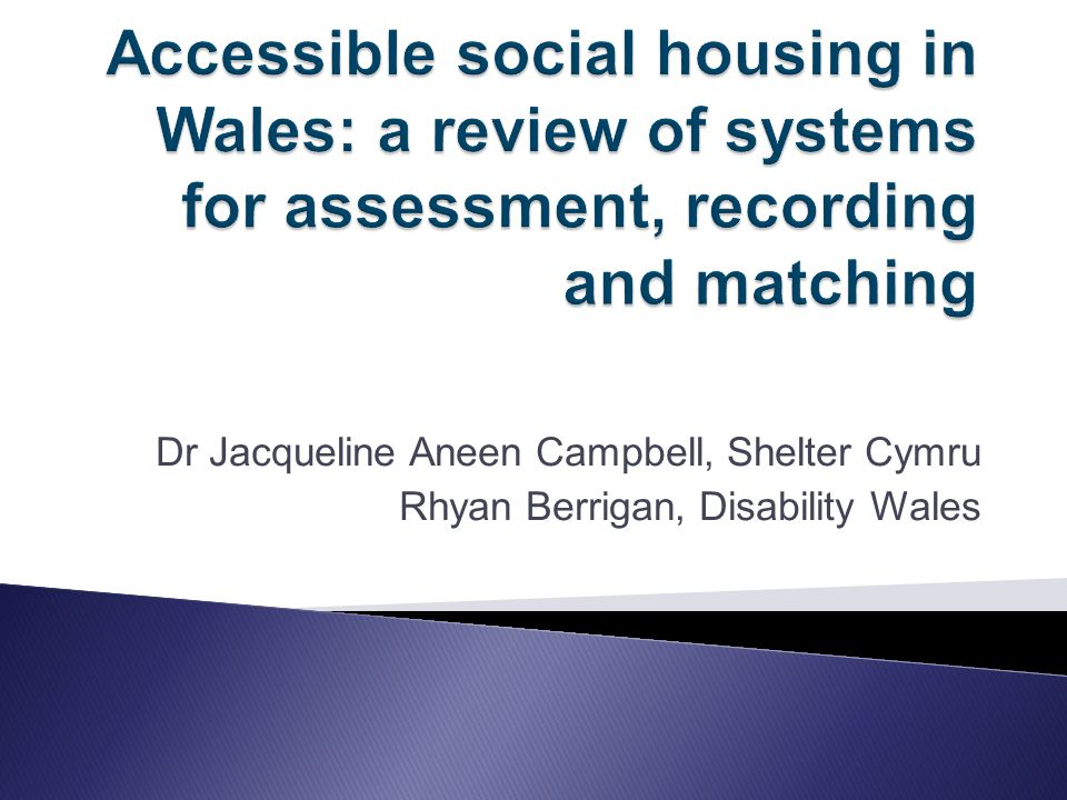 Dr Jacqueline Aneen Campbell, Shelter Cymru Rhyan Berrigan, Disability Wales