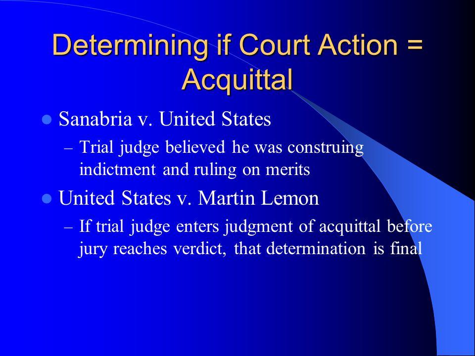 Blockburger Examples United States v.Dixon – Criminal contempt & possession drugs Rutledge v.