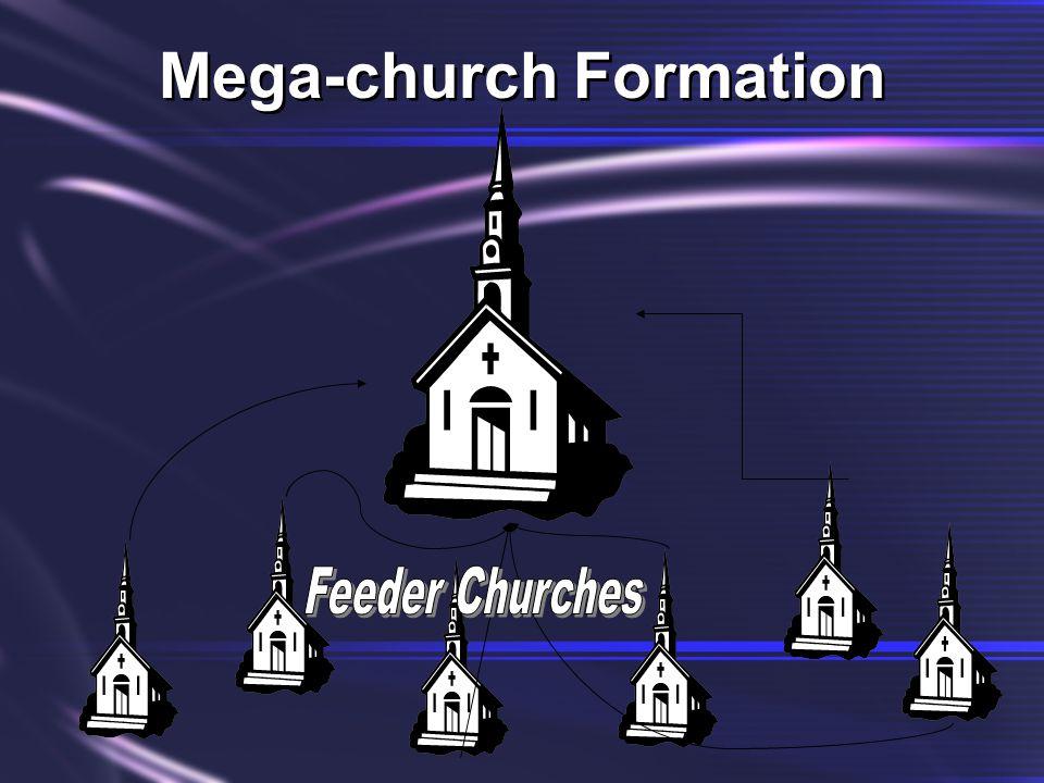 Mega-church Formation