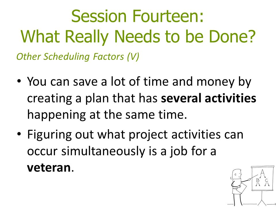 Session Fourteen: What Really Needs to be Done.