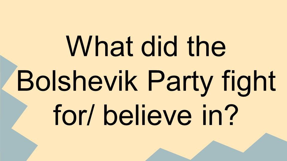 How many revolutions did the Bolshevik's lead in Russia before they won?