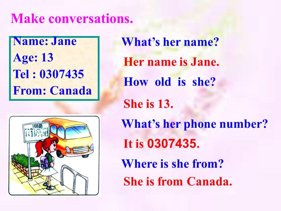 Name:_________ Age: _________ Class: _________ Grade: _________ Sally 12 4 7