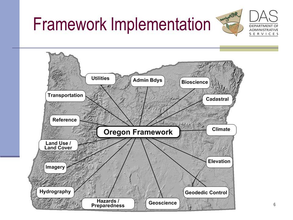 6 Framework Implementation